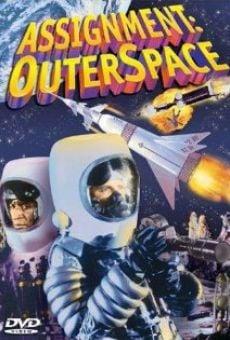 Ver película Assignment Outer Space