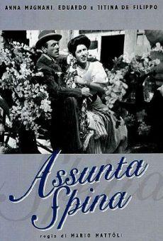 Ver película Assunta Spina