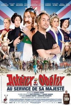 Ver película Asterix and Obelix God Save Britannia