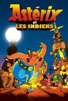 Ver película Astérix en América