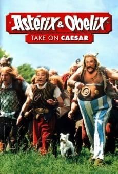 Astérix y Obélix contra César online