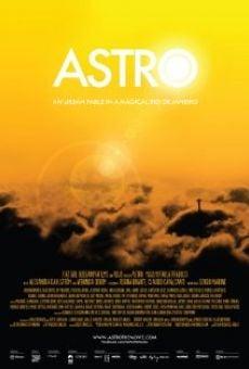 Watch Astro, uma fábula urbana em um Rio de janeiro mágico online stream