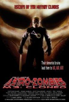 Ver película Astro Zombies: M3 - Cloned