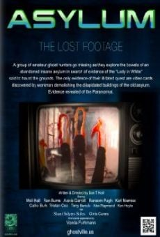 Película: Asylum, the Lost Footage