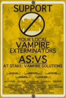 At Stake: Vampire Solutions on-line gratuito