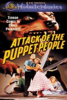Ver película Ataque diabólico