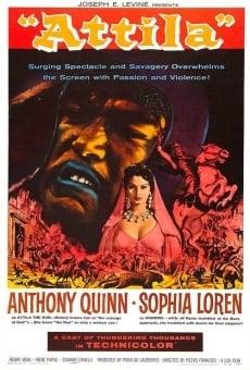 Ver película Atila: Hombre o demonio