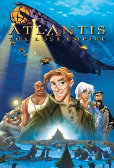 Atlantis: The Lost Empire on-line gratuito