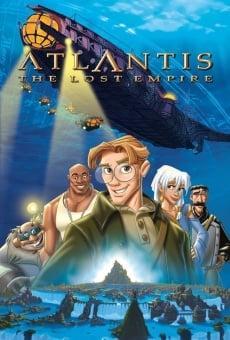 Atlantis: El imperio perdido online