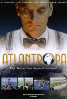 Atlantropa - Der Traum vom neuen Kontinent online kostenlos