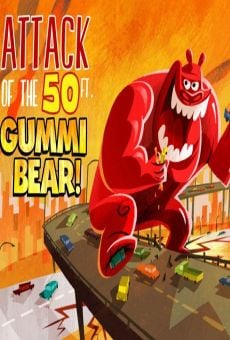 Cloudy with a Chance of Meatballs 2: Attack of the 50-Foot Gummi Bear online free