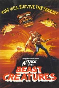 Ver película Attack of the Beast Creatures