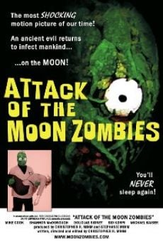 Película: Attack of the Moon Zombies