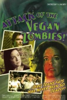 Película: Attack of the Vegan Zombies!