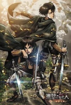 Shingeki no Kyojin Kôhen ~Jiyû no Tsubasa~ (Attack on Titan Part II: Wings of Freedom)