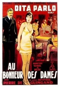Ver película Au bonheur des dames