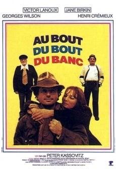 Ver película Au bout du bout du banc