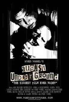 Ver película August Underground