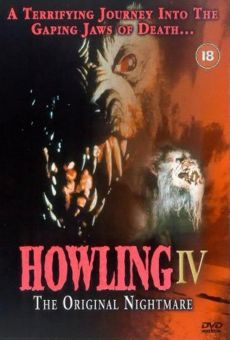 Howling IV: The Original Nightmare online