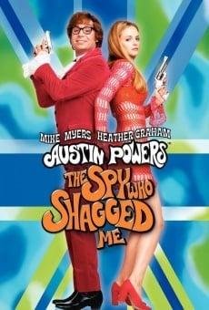 Austin Powers 2: La espía que me achuchó online