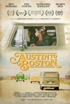 Watch Austin to Boston online stream