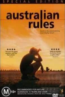Ver película Australian Rules