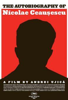 Ver película Autobiografía de Nicolae Ceaucescu