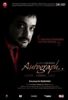 Ver película Autograph