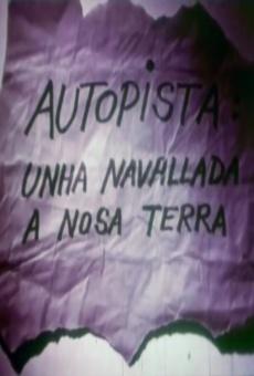 Ver película Autopista, unha navallada á nosa terra