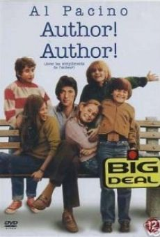 Ver película ¡Autor, autor!