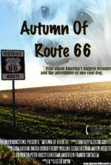 Ver película Autumn of Route 66