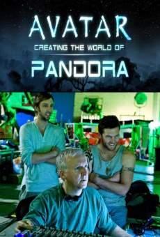 Ver película Avatar: La creación del mundo de Pandora