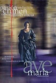 Ver película Ave María