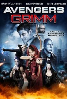 Avengers Grimm online streaming