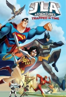 JLA Adventures: Trapped in Time on-line gratuito