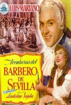 Ver película Aventuras del barbero de Sevilla
