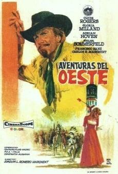 Ver película Aventuras del Oeste