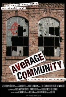 Ver película Average Community