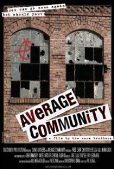 Average Community en ligne gratuit