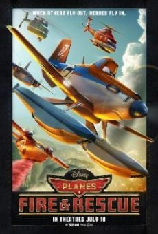 Planes: Fire & Rescue on-line gratuito