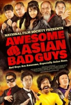 Película: Awesome Asian Bad Guys
