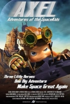 Axel 2: Adventures of the Spacekids online