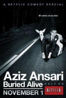 Ver película Aziz Ansari: Buried Alive