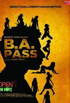 Watch B.A. Pass online stream