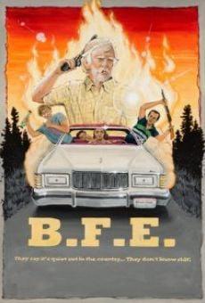 Ver película B.F.E.