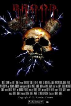 Ver película B.R.O.O.D.