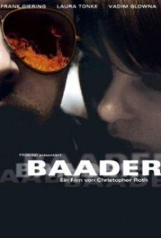 Ver película Baader