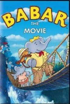 Ver película Babar en la selva