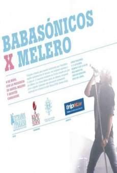 Ver película Babasónicos x Melero