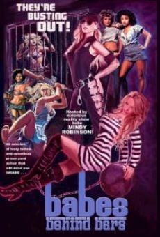 Ver película Babes Behind Bars